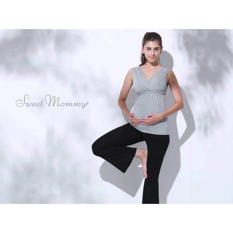 f991a982db977 Bamboo fabric maternity nursing tank | SWEET MOMMY