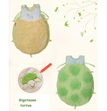 "Baby Sleeping Bag "" Turtle """