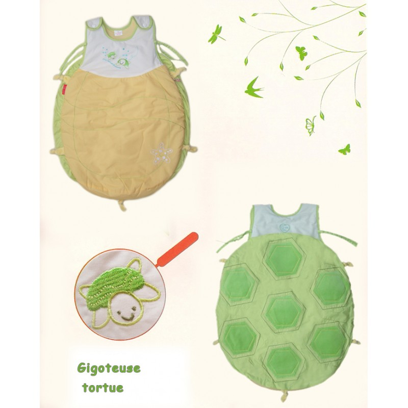 Sacco Nanna Per Bambini Modello Tartaruga