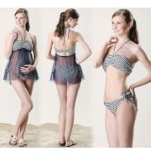 Costume Mare Premaman Tankini Bikini Trasformabili