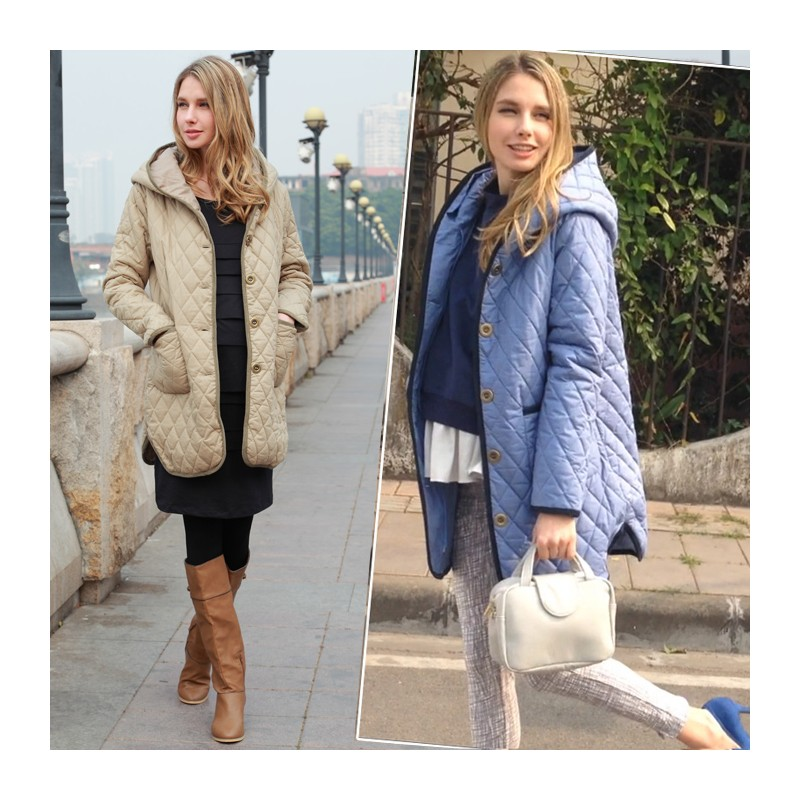 Multi Use Mother Coat with baby pouch
