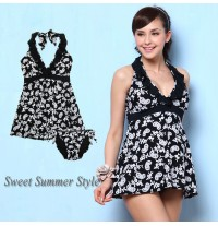 Maternity and Nursing Tankini Swimsuit Kp3005