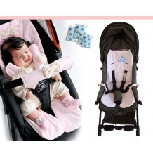 Universal Baby Stroller Seat Liner With Cooling Pads Basic Versi