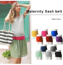 "Maternity Band ""Sash Belt"" Various Colors"