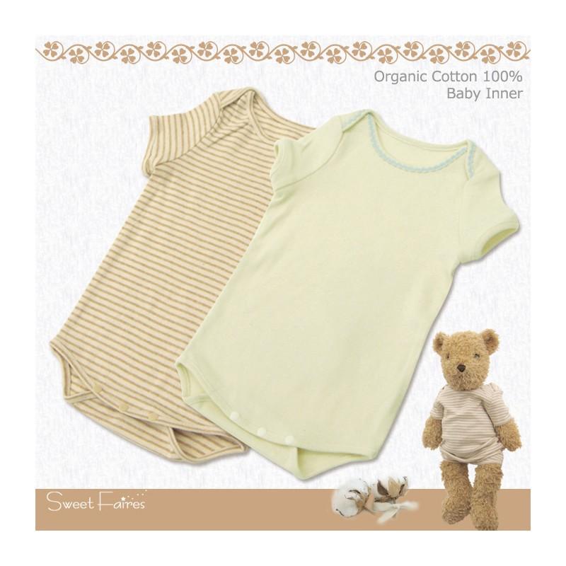 Body Bambino Bambina Unisex in Cotone biologico