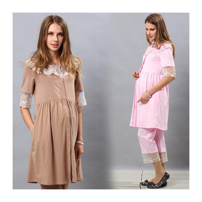 Pyjamas de Grossesse et Allaitement