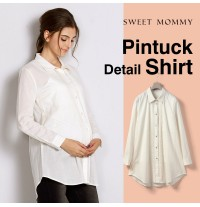 Organic Cotton Maternity Nursing Shirt 2 pcs