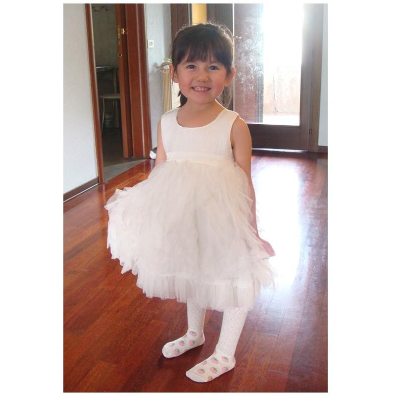 Vestiti Cerimonia Bambina 6 Anni.Abito Rosa Da Damigella Per Bambine Sweet Mommy