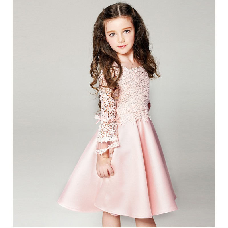 Shop girls long sleeve dresses with wholesale cheap discount price and fast delivery, and find more cute long sleeve lace dresses for girls & bulk little girls long sleeve dresses online with drop shipping.