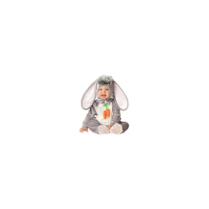 Costume Carnevale Coniglietto Mod. Wabbit per Bambino Incharacter 0-24 mesi