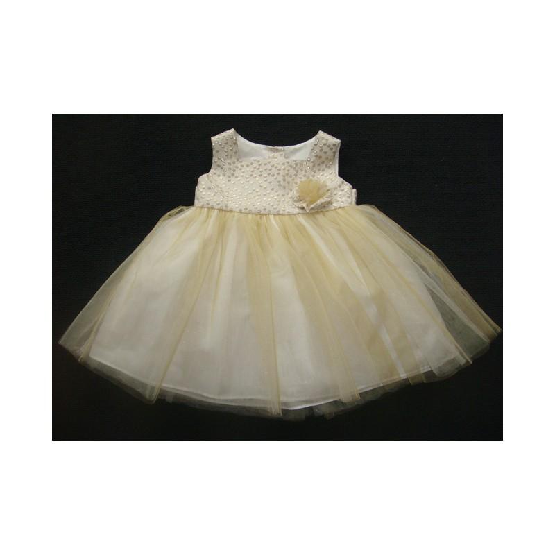 Baby Girl Ceremony Dress 18M
