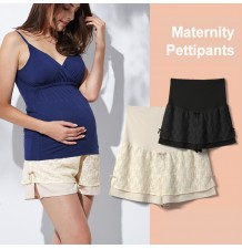 Lace maternity pettypants