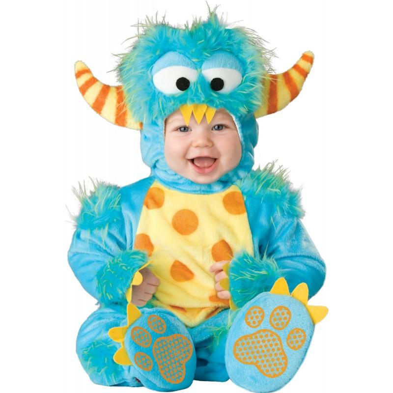 Incharacter Costume de Carnaval Enfant Monstre 0-4 ans