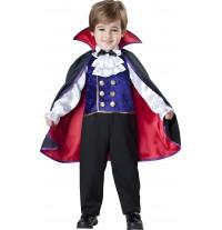 Incharacter  Costume de Carnaval Halloween Vampire 2-4 ans