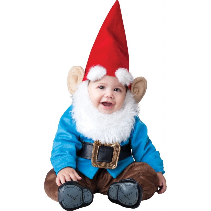 Costume de Carnaval Gnome Incharacter 0-24 mois