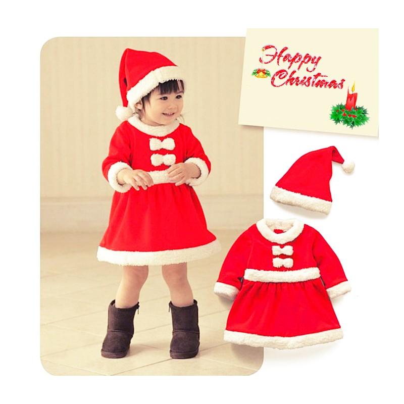 Costume Babbo Natale.Costume Babbo Natale Per Bambina Sweet Mommy