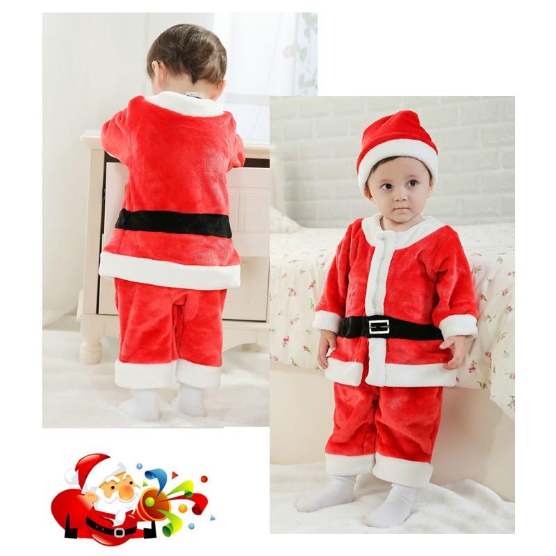 Costume Babbo Natale.Costume Babbo Natale Per Bambino Sweet Mommy
