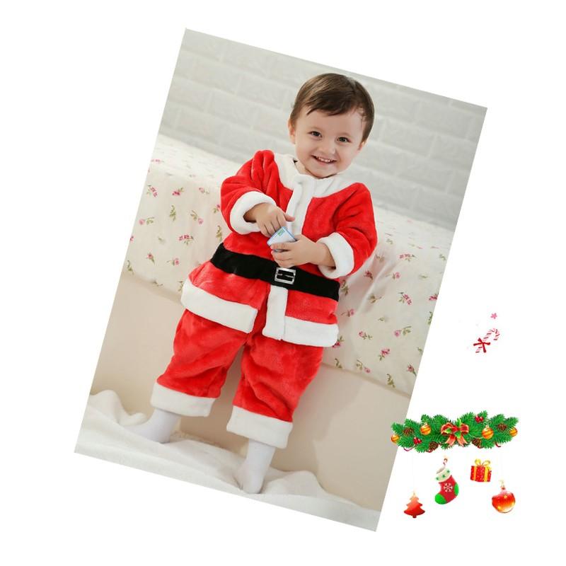 Costume Babbo Natale Per Bambino Sweet Mommy