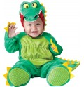 Costume Carnevale Coccodrillo per Bambino Incharacter 0-24 mesi