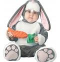Costume Carnevale Coniglio Mod. Bunny per Bambino Incharacter 0-24 mesi