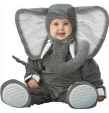 ncharacter Costume de Carnaval  Petit Eléphant  0-4 ans