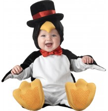 Incharacter Carnival Baby Costume Lil' Penguin 0-24 months