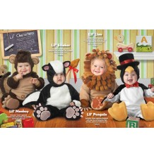 Incharacter Costume de Carnaval Pingouin 0-24 mois