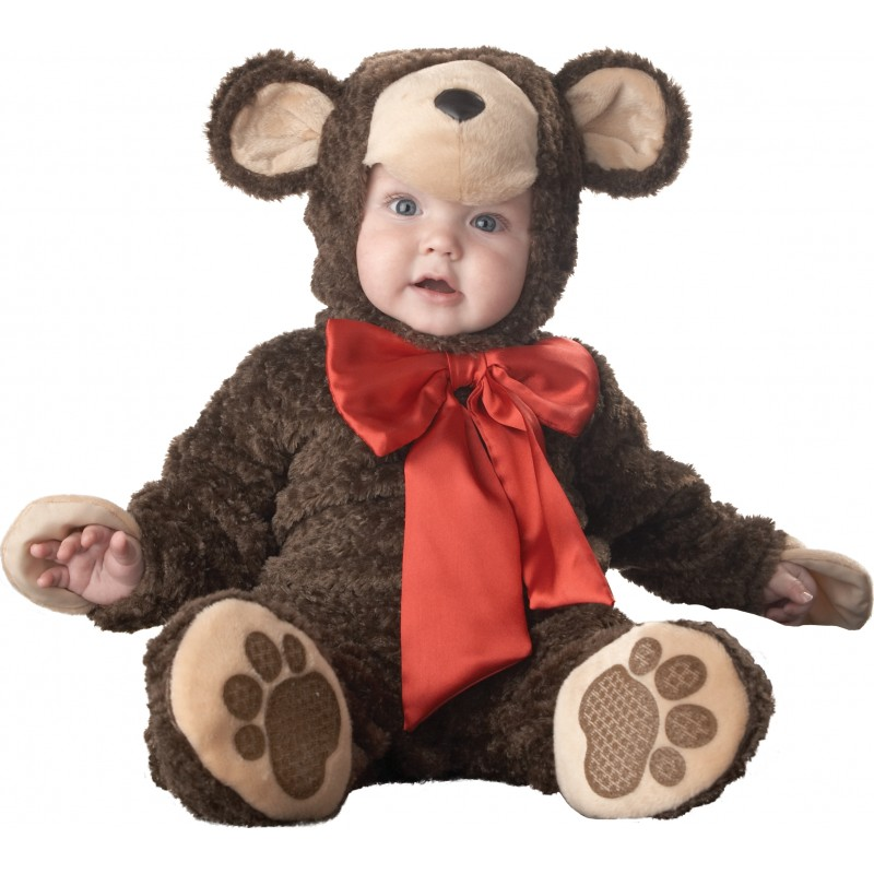 Incharacter Carnival Teddy Bear  Costume 0-24 months