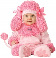 Incharacter Carnival Baby Costume Precious Poodle 0-4 years