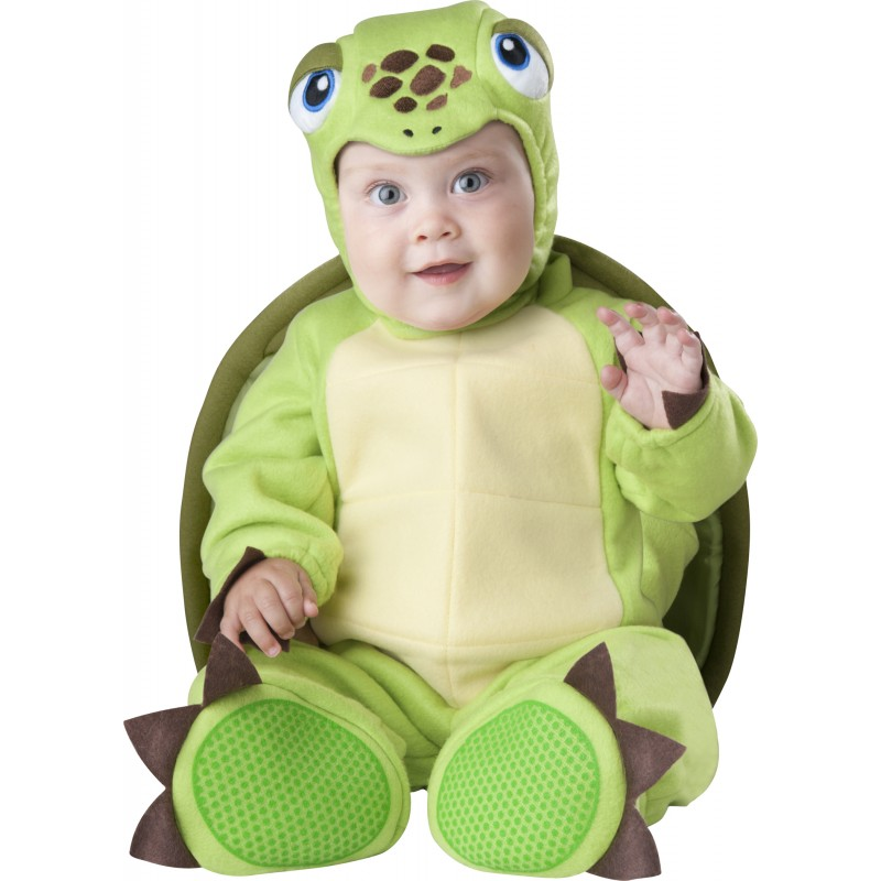 Costume Carnevale Tartaruga Per Bambino Incharacter 0-24 mesi