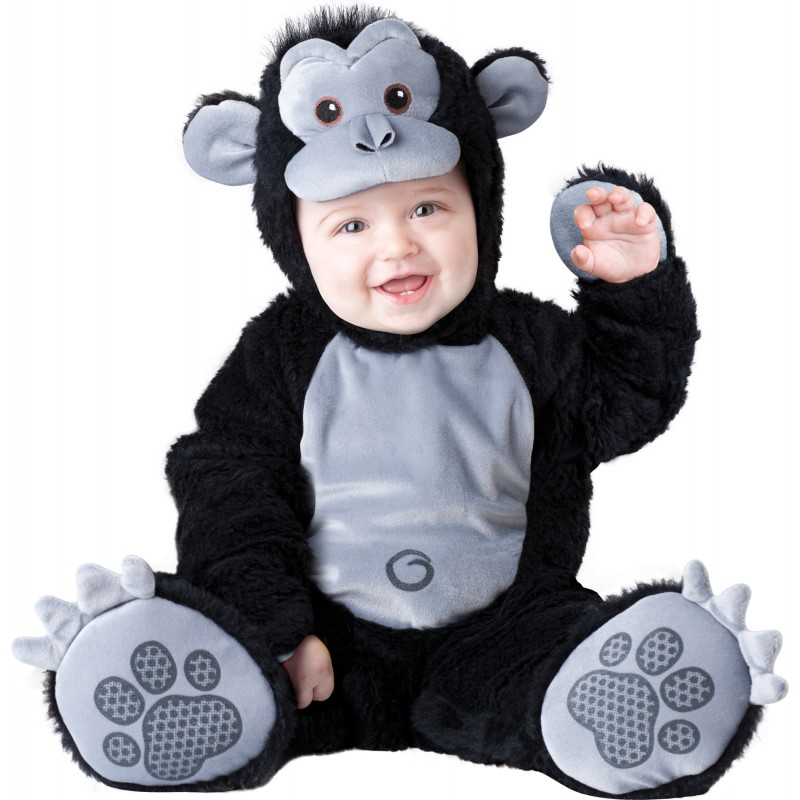 Incharacter Carnival Baby Costume Goofy Gorilla 0-24 months