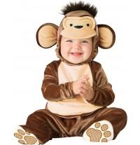 Incharacter Mischievous Monkey Costume de Carnaval Enfant Singe Espiègle 0-24 mois