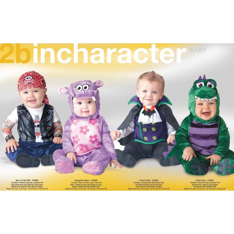 ... Incharacter Costume Carnevale Motociclista per Bambini 0 - 6M b416cc7382f