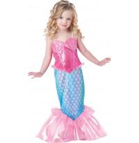 Incharacter  Costume de Carnaval Sirène 2-4 ans