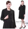 Tweed Veste Grossesse
