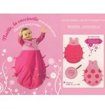 Sacco Nanna Per Bambini Modello Coccinella