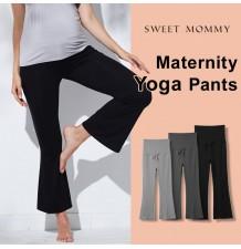 Pantalons de yoga de maternité