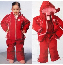 Kids' Snowsuit Ski Set 3-5 years