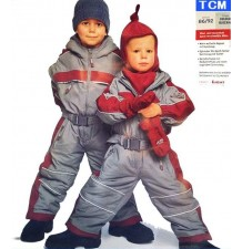 Kids' Snowsuit Ski Set 98cm - 116cm