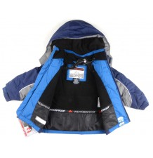 Baby Boy Snowsuit Ski Dress 4 and 5 years Blue