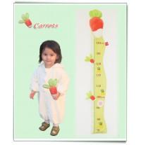 Mètre pour mesurer la croissance de l'enfant Jardin Magique