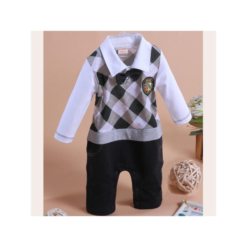 Fake formal suit for little boy 90cm