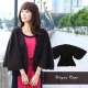 Wool Maternity Cape