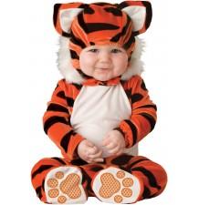 Incharacter Costume de Carnaval Enfant Tiger 0-24 mois