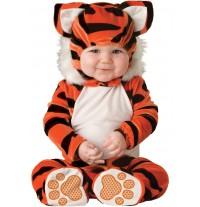 Incharacter Costume de Carnaval Enfant Tigre 0-24 mois