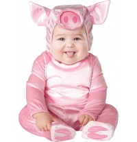 Incharacter Carnival Baby Costume Lil' Piggy 0-24 months