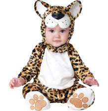 Incharacter Carnival Baby Costume Leapin' Leopard 0-6 months