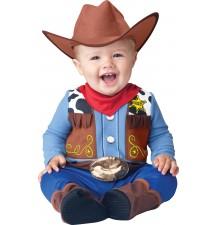 Incharacter Costume Carnevale Cowboy per Bambini 6 - 18M