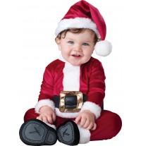 Incharacter Baby Santa Costume de Carnaval de Père Noel 0-24 mois