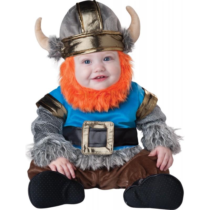 03ebe0f153c3 Costume Carnevale Vichingo per bambino Incharacter 0-24 mesi ...